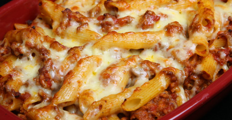 Bake Your Way To Italy With This Delicious Rigatoni