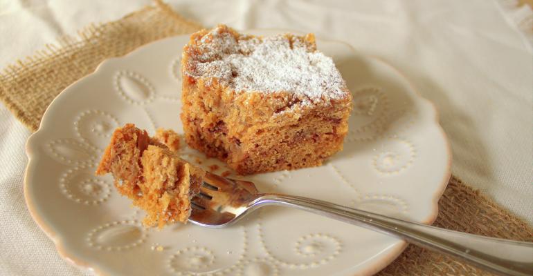 Apple Coffee Cake Crock Pot