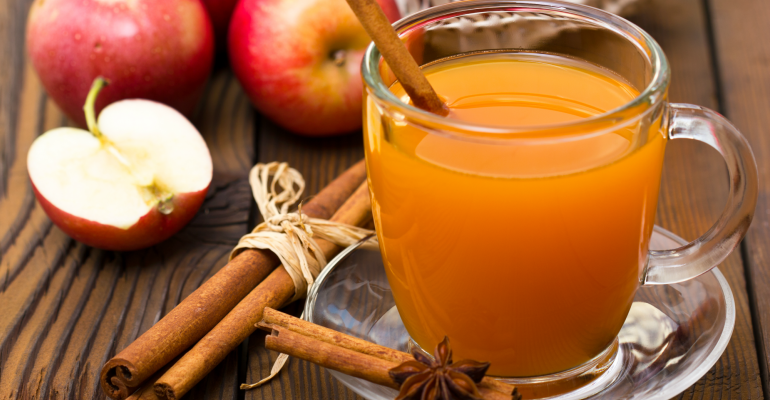 Treat Yourself To A Hot Mug Of Mulled Apple Cider Spiced ...