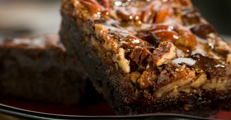 Caramel Texas Sheet Cake Recipe