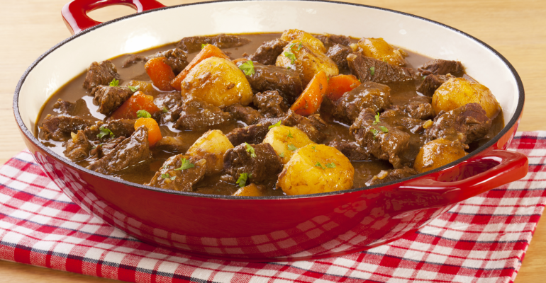 Beef Stew Brings Everyone To Grandma S Country Table